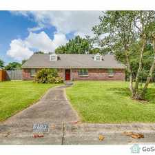 Rental info for Baytown/I10/Hwy 330/4BR/2BA/Very large and clean house/Move in Ready in the Baytown area