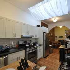 Rental info for 339A 2nd St in the Park Slope area
