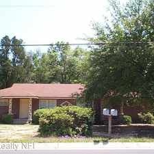 Rental info for 637 Ditmar Street in the Pensacola area