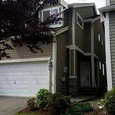 Rental info for 21624 104th St Ct E in the Bonney Lake area