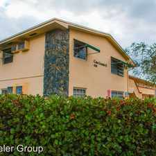 Rental info for 4351 NW 9 Street Apartment 10 in the Miami area