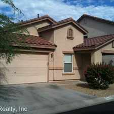 Rental info for 11152 N 88th Place