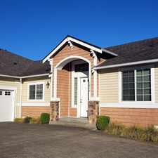 Rental info for PENDING - TURNKEY 1-STORY TOWNHOUSE IN ORTING
