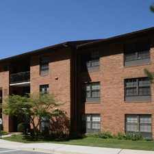 Rental info for Ivy Hall At Kenilworth in the Towson area