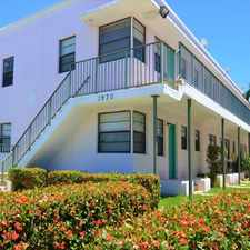 Rental info for Swezy Realty Apartments Miami Beach