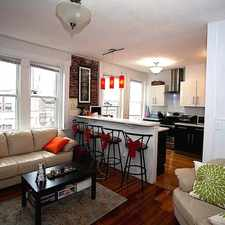Rental info for Plymouth St & Hamlin St in the Cambridge area