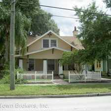 Rental info for 404 E Anderson Street in the Orlando area
