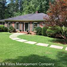 Rental info for 741 Lakewood Dr. in the LaGrange area