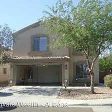 Rental info for 21826 W. Sonora Street