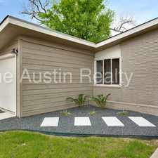 Rental info for Cute & Quaint in the Austin area