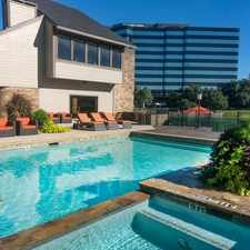 Rental info for Lakeside at Northpark in the Dallas area