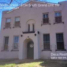 Rental info for 6134 South Grand in the Holly Hills area