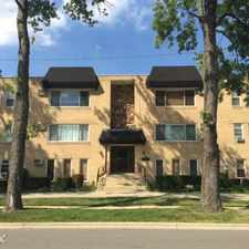 Rental info for 1328 Webford Ave 205 in the Des Plaines area
