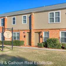 Rental info for 1011 HICKMAN ROAD in the Augusta-Richmond County area