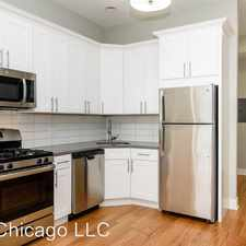 Rental info for 2119-2133 W. Chicago in the Chicago area
