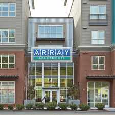 Rental info for Array in the Cedar Heights area