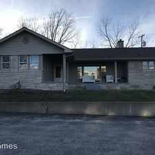 Rental info for 1217 N. College Avenue in the Bloomington area