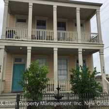 Rental info for 738 Jackson Ave. in the Irish Channel area