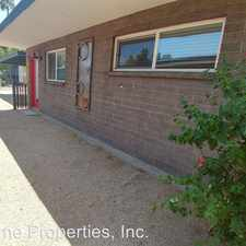 Rental info for 819 W 3rd St -C in the Tempe area