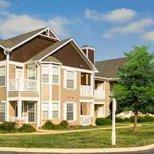 Rental info for Hamptons at Woodland Pointe
