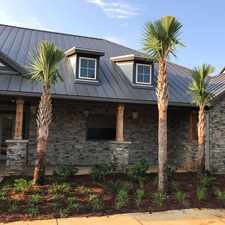Rental info for Evergreen at Southwood in the Tallahassee area