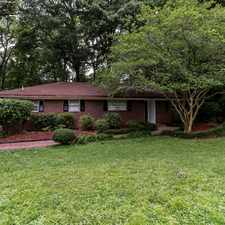 Rental info for Enjoy the Sound of Silence! 3367 Woodhaven Road in the Memphis area