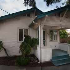 Rental info for 269 West Dana Street #A in the Mountain View area