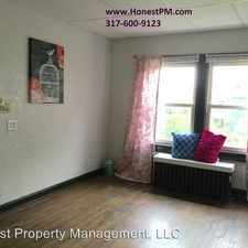 Rental info for 4806 E Washington St. in the Indianapolis area