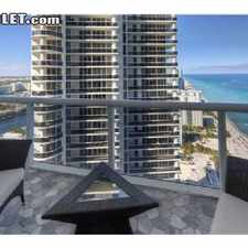Rental info for $3200 1 bedroom Apartment in Hallandale Beach in the Hallandale Beach area