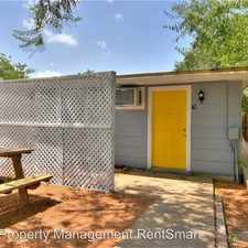 Rental info for 506 West Grady Drive in the North Lamar area