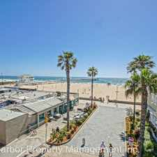 Rental info for 30 13th - H in the Hermosa Beach area