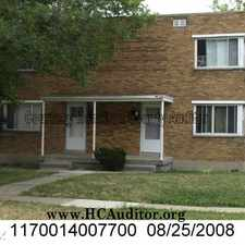 Rental info for 1657 Summit Road in the Roselawn area