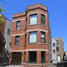 Rental info for 1075 North Hermitage Avenue #2F in the East Ukrainian Village area