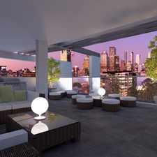 Rental info for SPACIOUS TWO BEDROOM UNFURNISHED APARTMENT WITH CITY LIFESTYLE in the Brisbane area