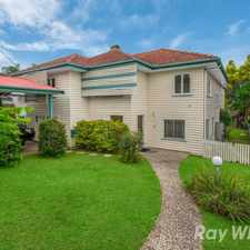 Rental info for Family home with room to grow in the Brisbane area