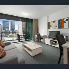 Rental info for 1 BEDROOM UNFURNISHED APARTMENT - PREMIUM CBD LOCATION in the Brisbane City area