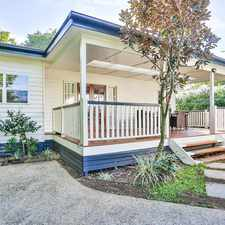 Rental info for CUTE COTTAGE - QUIET LOCATION in the Brisbane area