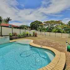 Rental info for Huge Covered Entertaining - Pool - Pet Friendly in the Algester area