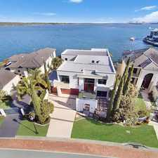 Rental info for MILLION DOLLAR BROADWATER VIEWS!!! in the Paradise Point area