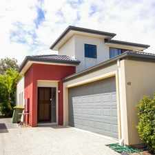 Rental info for LOVELY TOWNHOUSE SITUATED IN SANCTUARY PINES RESORT in the Gold Coast area