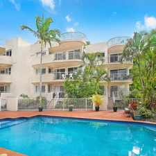 Rental info for 2 Bedroom Unit on Maroochy River in the Maroochydore area