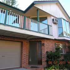 Rental info for PERFECTLY POSITIONED TOWNHOUSE