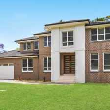 Rental info for Quiet cul-de-sac location! in the Wahroonga area