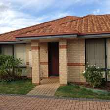 Rental info for SAFE AND SECURE AIR CONDITIONED 3 x 2 VILLA