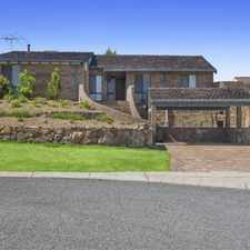 Rental info for FANTASTIC FAMILY HOME WITH SPARKLING POOL in the Woodvale area