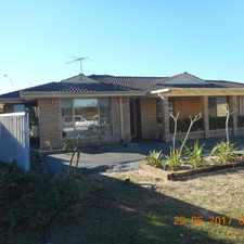 Rental info for LOVELY REFURBISHED 3X1 in the Warnbro area