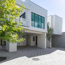 Rental info for BRAND NEW ARCHITECTURALLY DESIGNED TOWN HOME