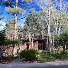 Rental info for 4 Bedroom Home for rent with large yard close to Chautauqua with Great views.