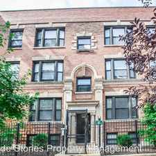 Rental info for 4002 S Calumet Ave in the Bronzeville area