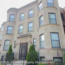 Rental info for 4548 S Indiana Ave 1S MBII in the Bronzeville area